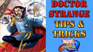Marvel vs Capcom: Infinite - Doctor Strange Tips & Tricks