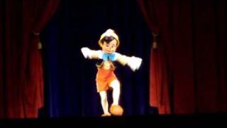 Pinocchio at The El Capitan