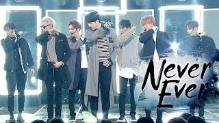 《Comeback Special》 GOT7 (갓세븐) - Never Ever @인기가요 Inkigayo 20170326