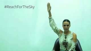 Neha Dhupia - Enable, Empower, Transform - #ReachForTheSky