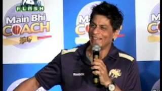 B4U Flash - SRK dreams purple patch in IPL