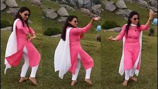 Nati Sirmour Waliye New Pahadi Dance