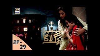 Mohay Piya Rang Laaga - Episode 29 - ARY Digital Drama