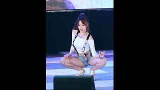 [직캠/Fancam] 150513 밤비노(BAMBINO) (은솔) 댄스공연 레인보우블랙-차차 @ 전북대