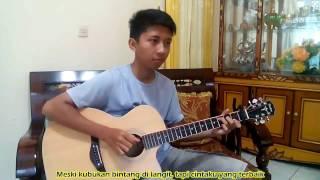 (Cassandra) Cinta Terbaik - Fajar Ramdhani || Fingerstyle Guitar cover