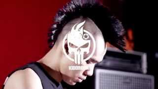 Kiddrock Drummer Fashion With Ikmal Tobing (Levels Drum Cover)