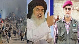 Zaid Hamid on Dharna and Blockage of Islamabad and Faizabad by Mullah Party