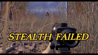 Stealth Failed - Squad Gameplay Highlight