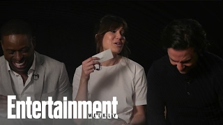 This Is Us: Mandy Moore & Costars Use 6 Random Words To Describe Their Show | Entertainment Weekly