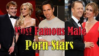 10 Most Famous Male Adult Films Stars of All Time | Top Planet