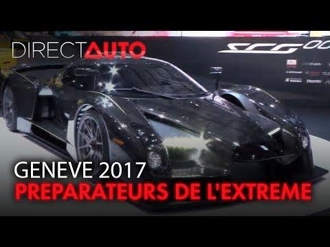 GENEVE 2017 LES PRÉPARATEURS DE L'EXTRÊME