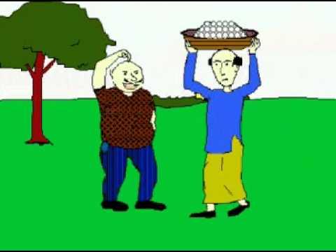 Bangla jokes - Comedy Cartoon Two Bolod