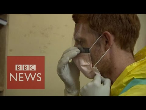 Ebola Outbreak We re having to make impossible choices says British doctor BBC News