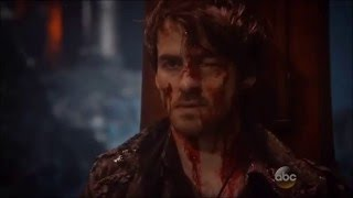 Once Upon A Time S05E13 Hook and Hades endding scene