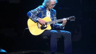 Steve Howe of Yes Playing Side 3 of Tales from Topographic Oceans