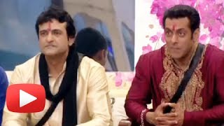 Salman Khan's Reaction On Shahrukh Being Called Bhai - Ajaz Khan Calls SRK Bhai - MUST WATCH