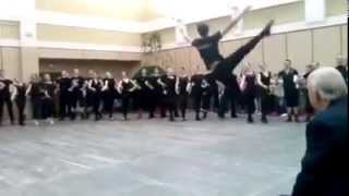 The State Dance Ensemble of Ukraine p. Virsky