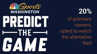 NBC Sports Washington Predict The Game