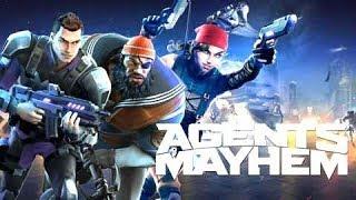 Agents of Mayhem FIRST 18 Minutes Gameplay Walkthrough PART 1