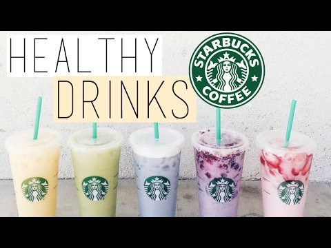 Xxx Mp4 5 HEALTHY STARBUCKS DRINKS Starbucks Life Hacks You NEED To KNOW 3gp Sex