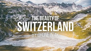 The Beauty Of Switzerland – By Drone In 4K | Flims Laax Schweiz Reisetipps