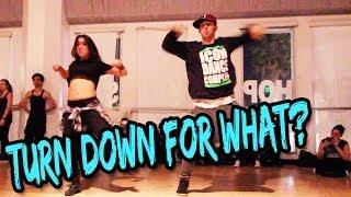 TURN DOWN FOR WHAT - DJ Snake ft Lil Jon Dance | @MattSteffanina Choreography (Beg/Int)