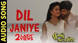 Dil Janiye | Mu Khanti Odia Jhia | Audio Song | Odia Movie | Elina | Ranbir | Sidhant | Lisa