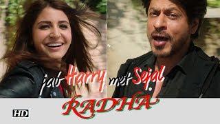 "SRK- Anushka's Punjabi- Gujju Tadka | 'RADHA' Song -""Jab Harry Met Sejal"""