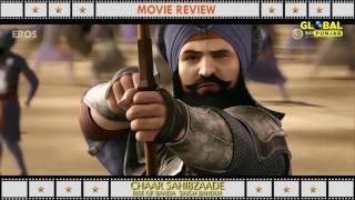 Chaar Sahibzaade - Rise of Banda Bahadar | Movie Review | Punjabi Movie