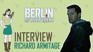 Interview Richard Armitage