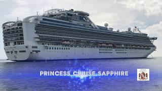 Princess Cruise Singapore Dec. 31, 2017 thru  Jan.  10, 2018 Episode 2