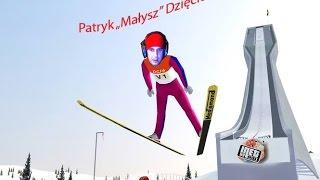 Latające Koxy :D [Deluxe Ski Jump 4]