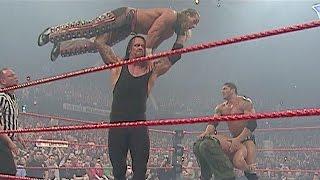 WWE John Cena vs Undertaker vs Shawn Michaels vs Batista ► Epic Fight   Full Match