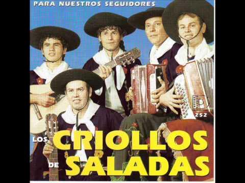 Los Criollos de Saladas Ruperta Chamamé
