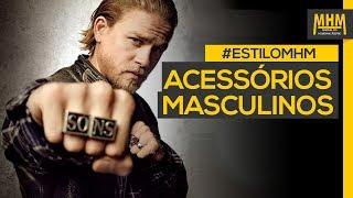 ⚫ Acessórios Masculinos: Dicas para Usar | Moda Masculina⚫