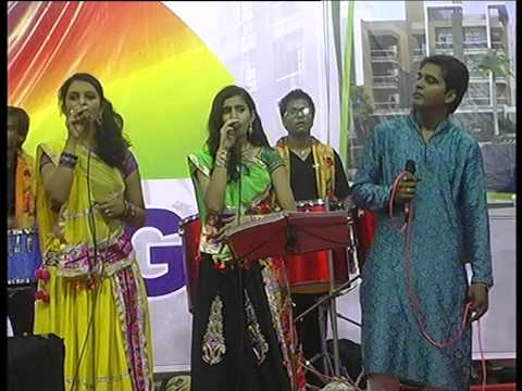 Live Garba Navratri Song Non Stop Day 8 Part 1