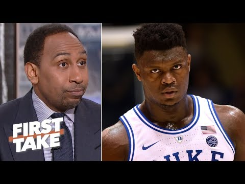 Zion Williamson can live up to the LeBron hype Stephen A. First Take