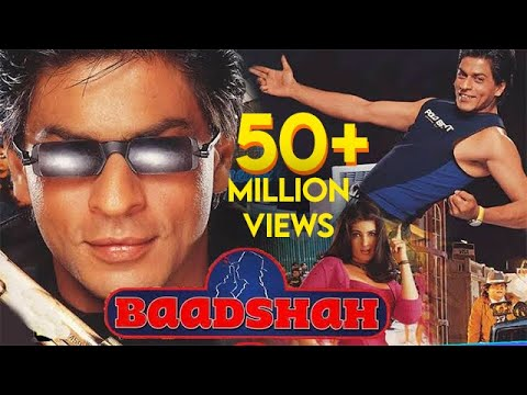 Baadshah | Full Hindi Movie | Shahrukh Khan, Twinkle Khanna, Deepshikha | Full HD 1080p