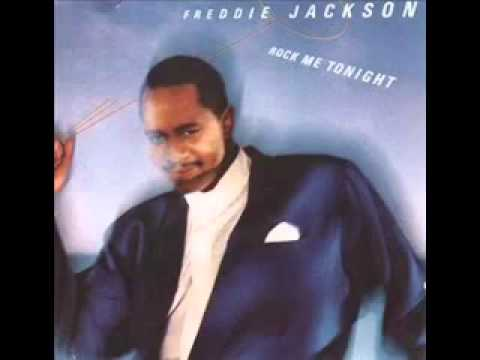 Freddie Jackson Love Is Just A Touch Away JamilSR