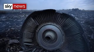MH17: Russia hits out at 'groundless' murder charges