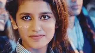 Mere rashke Qamar with priya prakash viral video on YouTube