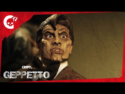 Geppetto A Real Boy Crypt TV Monster Universe Scary Short Horror Film
