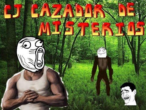 GTA San Andreas Loquendo CJ El Cazador De Misterios XD Pt. 1 GTA SA Misterios