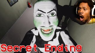SECRET ENDING!? WHO IS THAT!?   Emily Wants To Play TOO #3 END