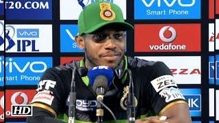 IPL9 RCB vs GL: Chris Jordan Reacts on Virat & AB's 229 runs off 98 balls