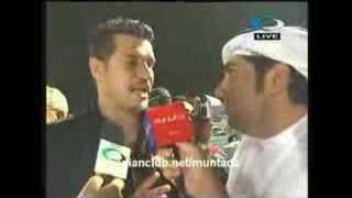 ali daei interview علي دايي ايران  علی دایی الامارات UAE IRAN