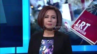 Gesitnya Infrastruktur di Era Jokowi dalam  Pembangunan LRT