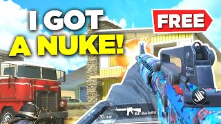 SEASON 2 is OUT in COD Mobile and I got a NUKE!