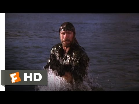 Xxx Mp4 Missing In Action 9 10 Movie CLIP Watery Vengeance 1984 HD 3gp Sex