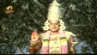 Sri Yedukondala Swamy Movie - Part 2 - Bhanu Priya, Somayajulu